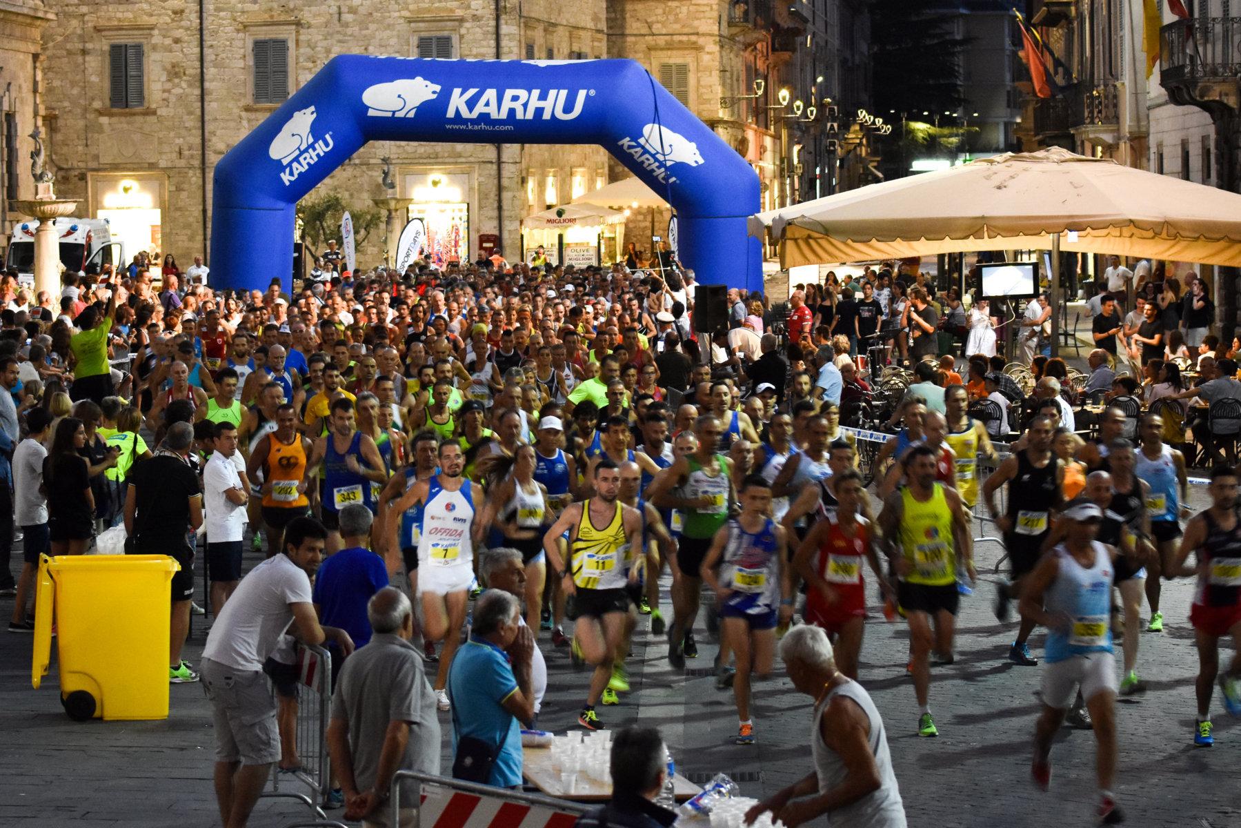 10000 Ascoli: vince Adugna Biniyam Senibeta