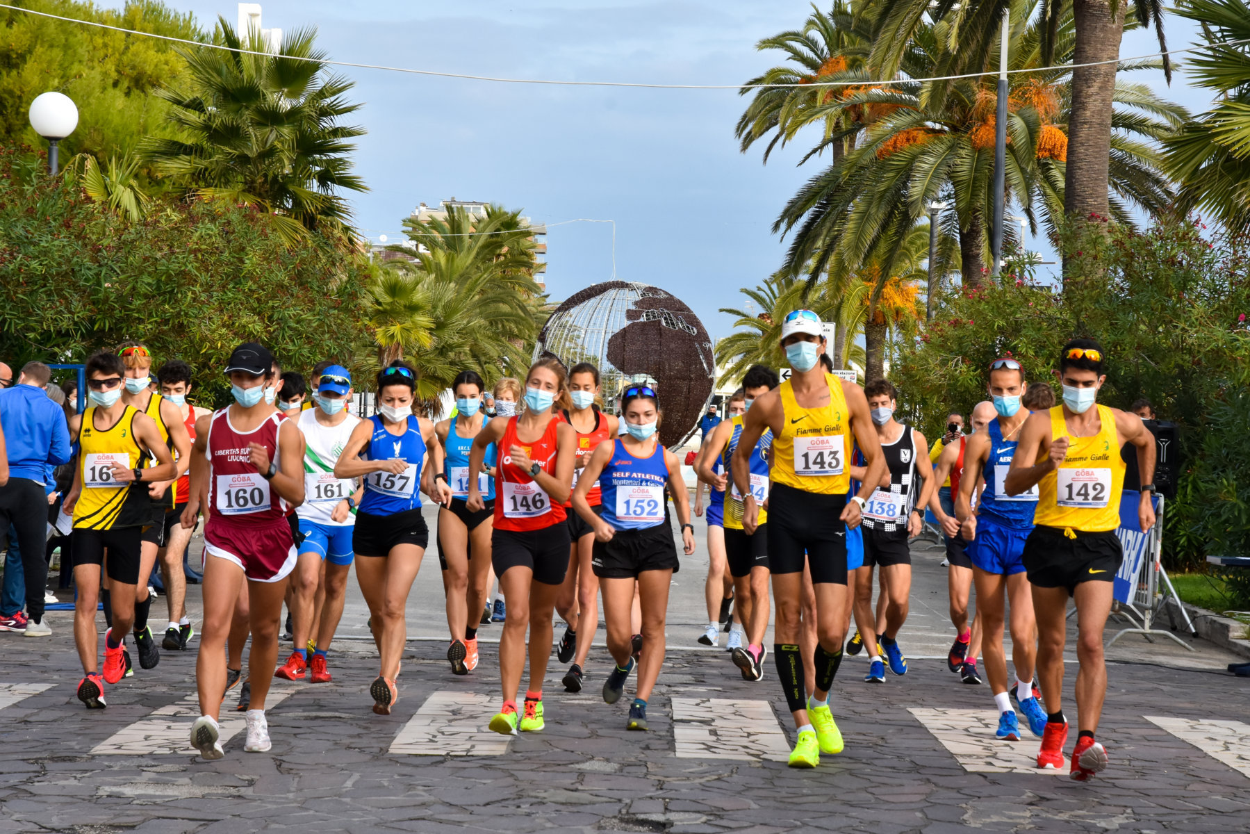 Grottammare. Campionati Allievi di 10km – CdS Ass e Master